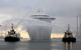 Cruise Ship Transportation Dublin