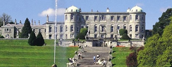 Powerscourt House Tour